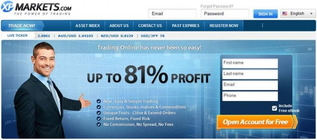 Tradologic binary options brokers xp