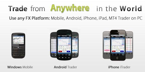 Pix4 Mobile Trading