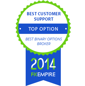 TopOption - Best Customer Support 2015