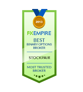 stockpair - most trusted broker 2013
