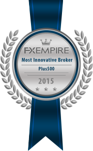 Plus500 - Most Innovative Broker 2015